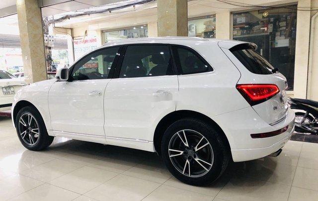 Bán Audi Q5 sản xuất 2015, nhập khẩu nguyên chiếc còn mới1