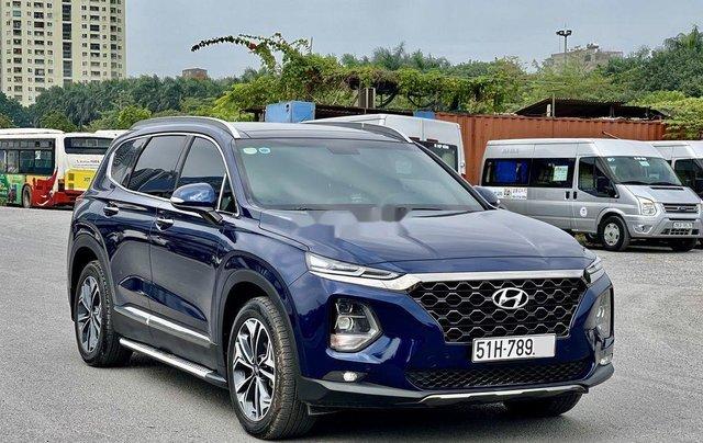 Bán Hyundai Santa Fe năm sản xuất 2020 còn mới1
