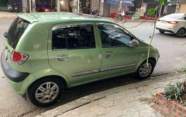 Bán Hyundai Getz sản xuất 2009 còn mới, giá tốt8