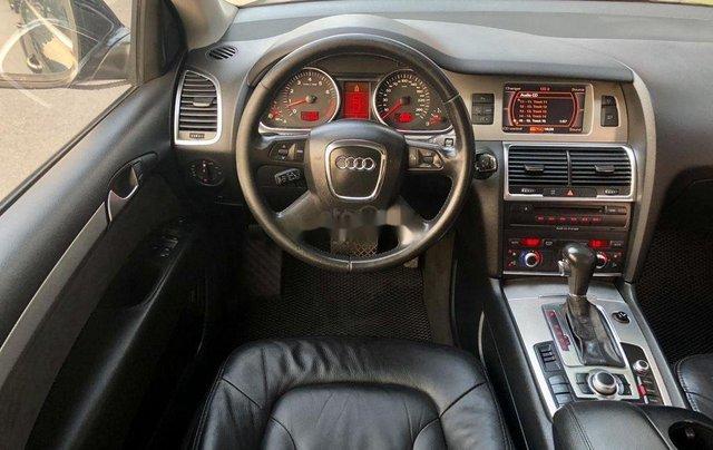 Cần bán lại xe Audi Q7 sản xuất năm 2009, nhập khẩu còn mới, giá 580tr2