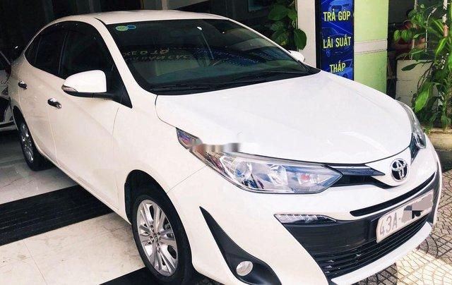 Bán Toyota Vios sản xuất năm 2019 còn mới2