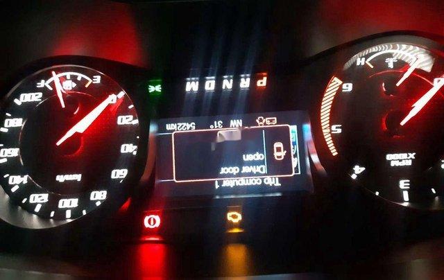 Xe Ford Ranger 2020, màu đỏ, nhập khẩu còn mới7