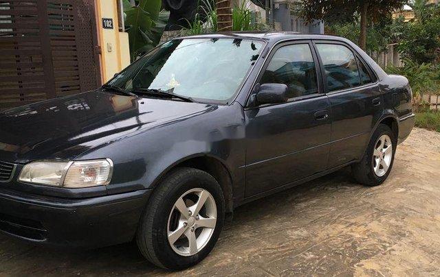 Xe Toyota Corolla năm 1997, xe nhập còn mới, 145 triệu11