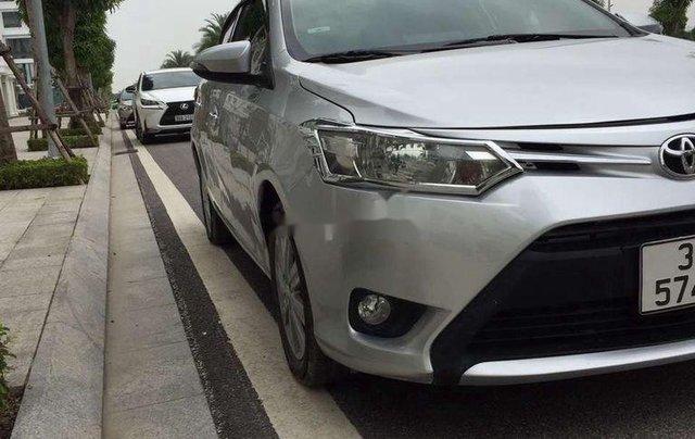 Bán Toyota Vios sản xuất 2015, nhập khẩu nguyên chiếc còn mới, 335 triệu0
