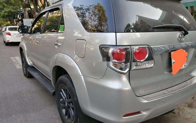 Xe Toyota Fortuner năm sản xuất 2015, nhập khẩu còn mới4