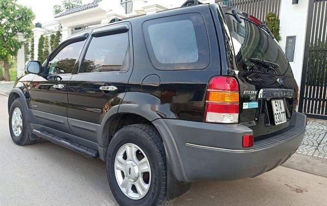 Bán Ford Escape sản xuất năm 2002, màu đen còn mới5