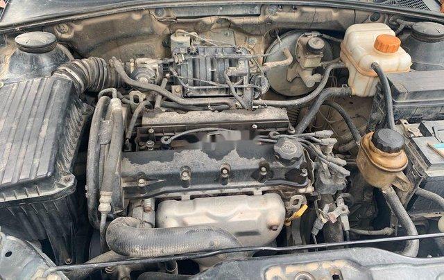 Cần bán xe Daewoo Lacetti năm 2008, màu đen còn mới10