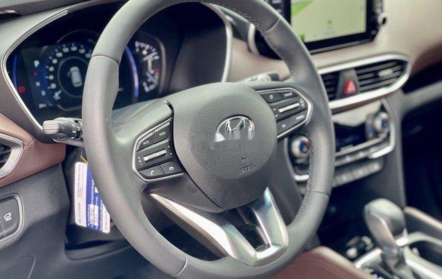 Bán Hyundai Santa Fe năm sản xuất 2020 còn mới9