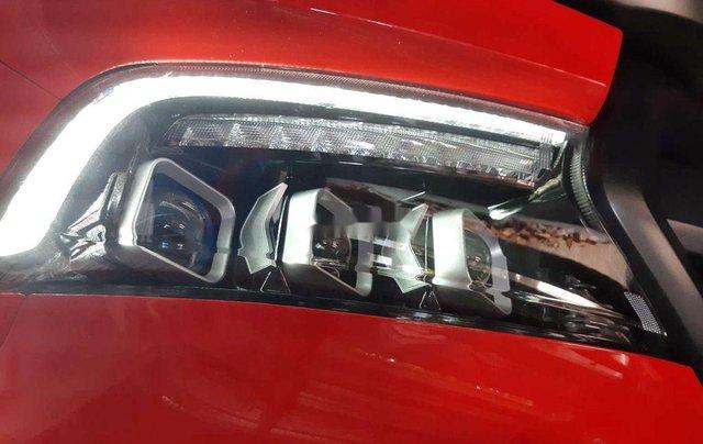 Xe Ford Ranger 2020, màu đỏ, nhập khẩu còn mới2