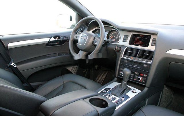 Cần bán lại xe Audi Q7 sản xuất năm 2009, nhập khẩu còn mới, giá 580tr4