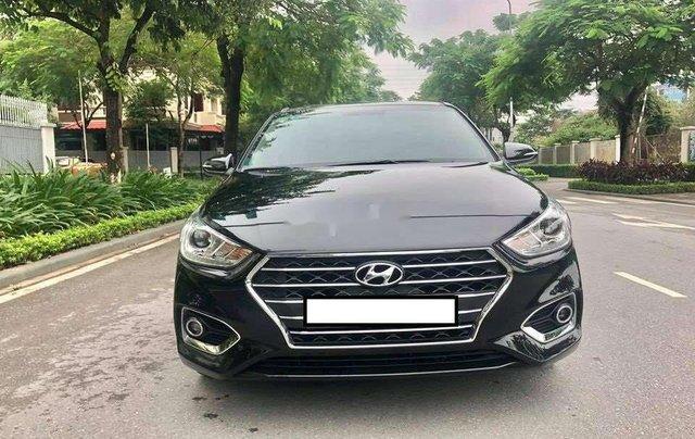 Bán ô tô Hyundai Accent sản xuất năm 2020 còn mới, 440 triệu0
