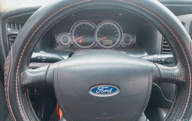 Bán Ford Ecape XLS 2011, 1 cầu máy 2.3, đi 75.000km8