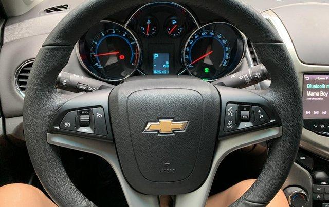 Bán Chevrolet Cruze 1.8AT 2017 như mới, hỗ trợ trả góp9