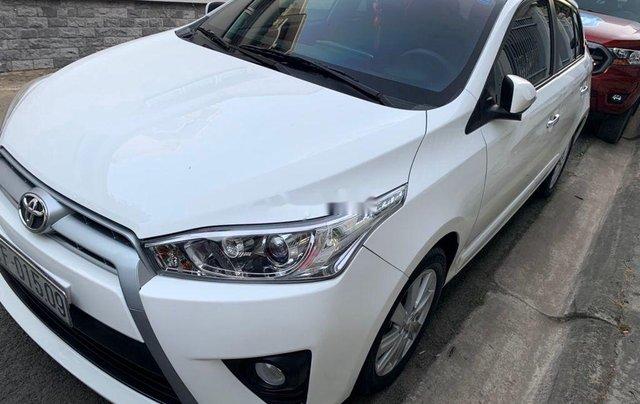 Bán xe Toyota Yaris năm sản xuất 2014, nhập khẩu còn mới, giá 455tr5