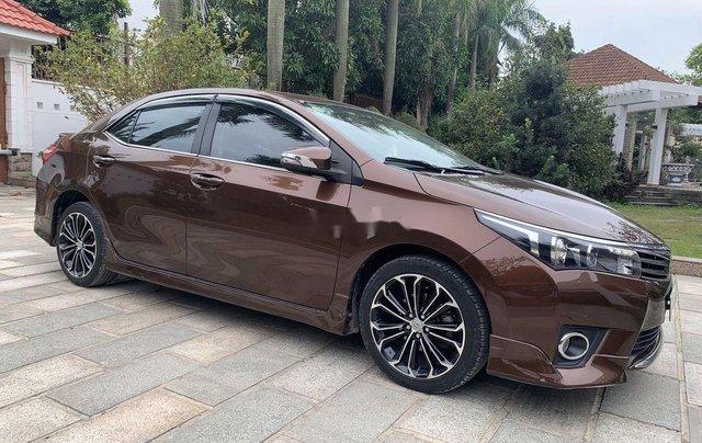 Bán Toyota Corolla Altis năm sản xuất 2014 còn mới, 524 triệu5