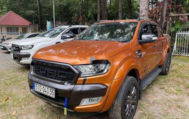 Cần bán gấp Ford Ranger đời 2016, xe nhập chính chủ1