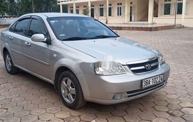 Cần bán xe Daewoo Lacetti sản xuất 2010, màu bạc chính chủ1