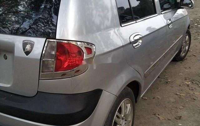 Xe Hyundai Getz sản xuất năm 2009, nhập khẩu nguyên chiếc còn mới0