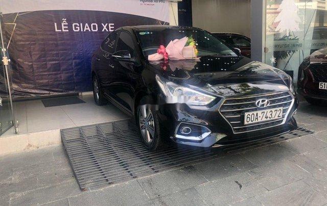 Bán xe Hyundai Accent năm sản xuất 2020, nhập khẩu nguyên chiếc còn mới2
