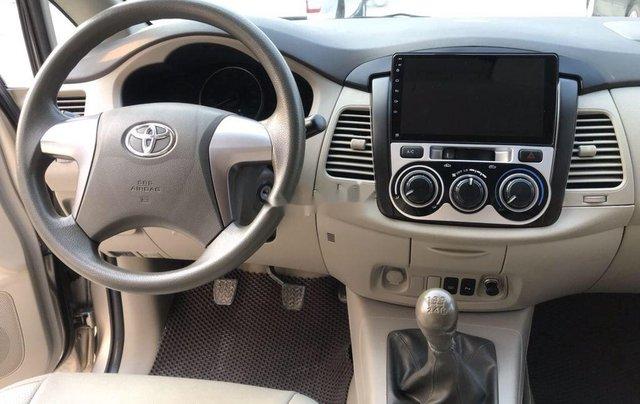 Bán ô tô Toyota Innova sản xuất năm 2015 còn mới, 435tr8
