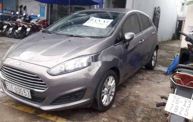 Bán Ford Fiesta năm 2014, màu xám, nhập khẩu nguyên chiếc1