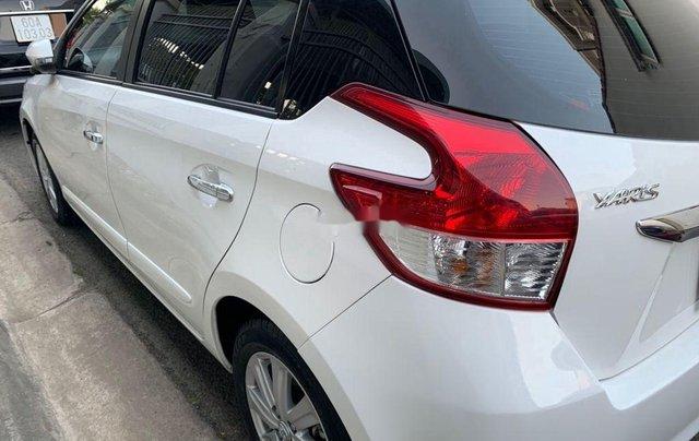 Bán xe Toyota Yaris năm sản xuất 2014, nhập khẩu còn mới, giá 455tr3