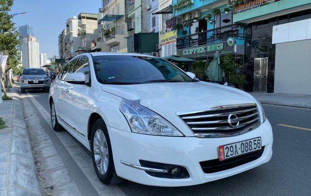 Bán ô tô Nissan Teana sản xuất năm 2010 còn mới2