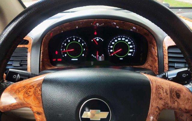 Bán Chevrolet Captiva đời 2011, màu vàng7