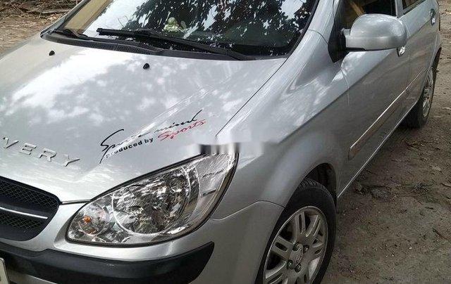 Xe Hyundai Getz sản xuất năm 2009, nhập khẩu nguyên chiếc còn mới2