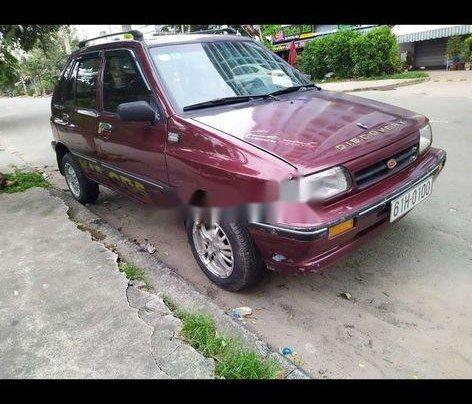 Cần bán lại xe Kia CD5 năm 2001 còn mới4