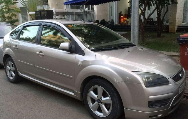 Cần bán xe Ford Focus sản xuất năm 2008, nhập khẩu nguyên chiếc còn mới1