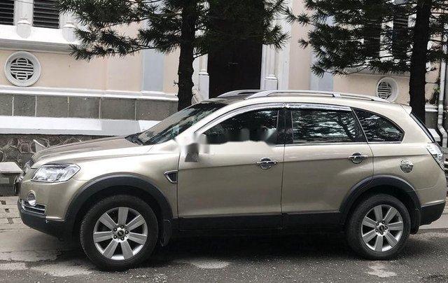 Bán ô tô Chevrolet Captiva đời 2010, xe nhập1