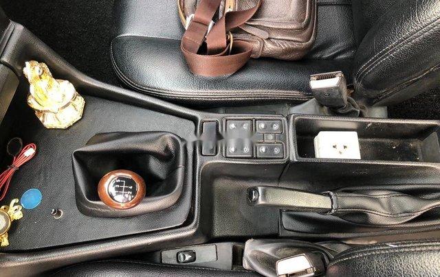 Bán BMW 5 Series 525i sản xuất 1995, màu đen, nhập khẩu, giá tốt8