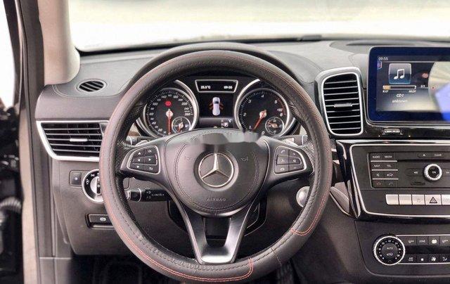Bán Mercedes GLS 350 4Matic năm 2016, màu đen, nhập khẩu chính chủ6