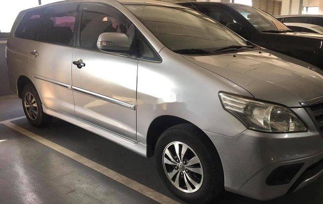 Bán ô tô Toyota Innova năm 2015 còn mới, giá tốt6