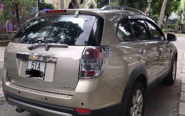 Bán ô tô Chevrolet Captiva đời 2010, xe nhập6