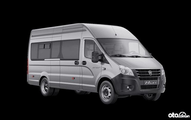 Xe khách 17 chỗ GAZ Minibus nhập khẩu từ Nga0