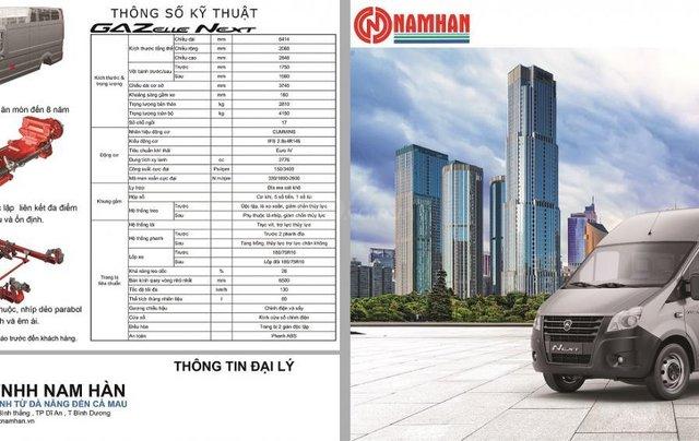 Xe khách 17 chỗ GAZ Minibus nhập khẩu từ Nga1