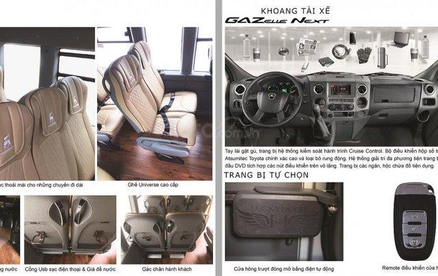 Xe khách 17 chỗ GAZ Minibus nhập khẩu từ Nga2