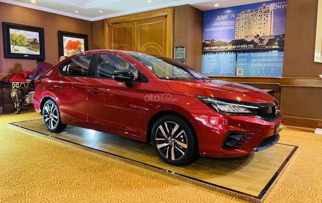 Honda City Top 2020 - Mới về Showroom ngập tràn ưu đãi quà tặng + Giảm 50% thuế + giảm ngay tiền mặt0