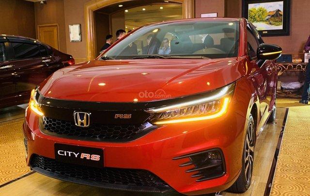 Honda City Top 2020 - Mới về Showroom ngập tràn ưu đãi quà tặng + Giảm 50% thuế + giảm ngay tiền mặt1