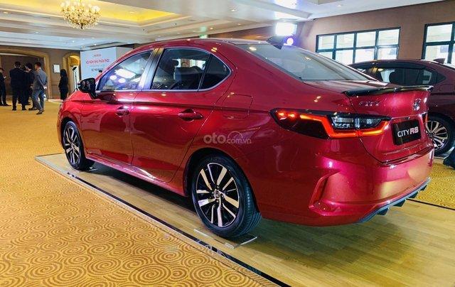 Honda City Top 2020 - Mới về Showroom ngập tràn ưu đãi quà tặng + Giảm 50% thuế + giảm ngay tiền mặt3