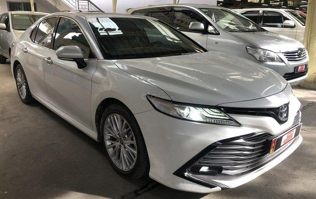 Bán Toyota Camry 2.5Q, nhập khẩu Thái Lan2