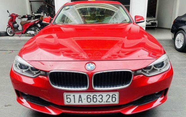 Bán BMW 320i SX 2013, xe đẹp rất mới đi 51.000km, cam kết bao check hãng4
