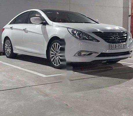 Xe Hyundai Sonata sản xuất năm 2013, nhập khẩu nguyên chiếc còn mới giá cạnh tranh11