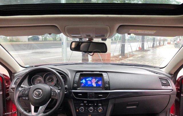 Cần bán nhanh với giá ưu đãi nhất chiếc Mazda 6 2.0 sản xuất 20156