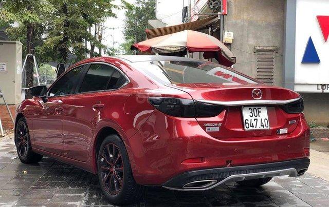 Cần bán nhanh với giá ưu đãi nhất chiếc Mazda 6 2.0 sản xuất 20151