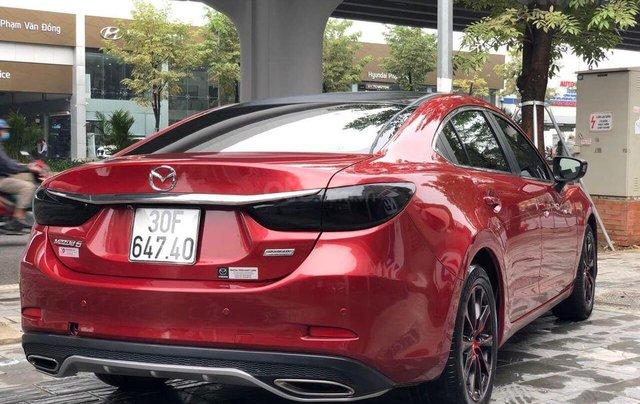 Cần bán nhanh với giá ưu đãi nhất chiếc Mazda 6 2.0 sản xuất 20153
