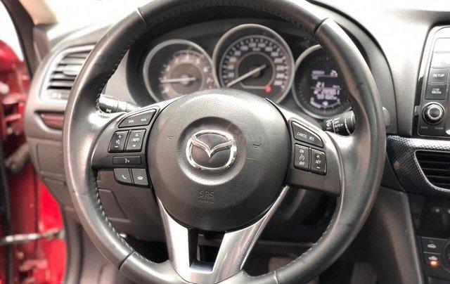 Cần bán nhanh với giá ưu đãi nhất chiếc Mazda 6 2.0 sản xuất 20157