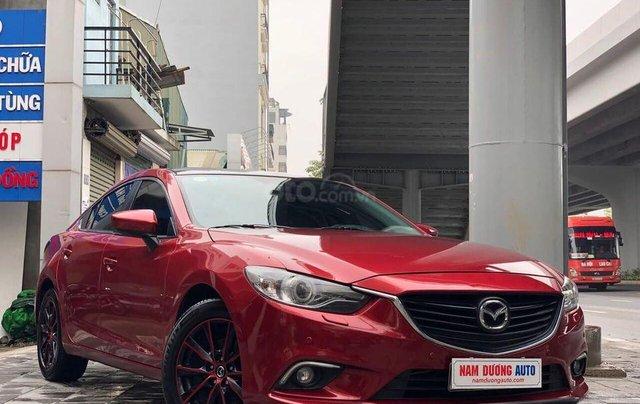 Cần bán nhanh với giá ưu đãi nhất chiếc Mazda 6 2.0 sản xuất 20150